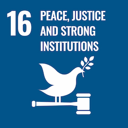 Sustainable Development Goal 16: Peace, Justice, and Strong Institutions