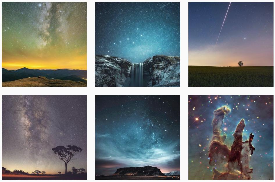 Space Erotica Instagram