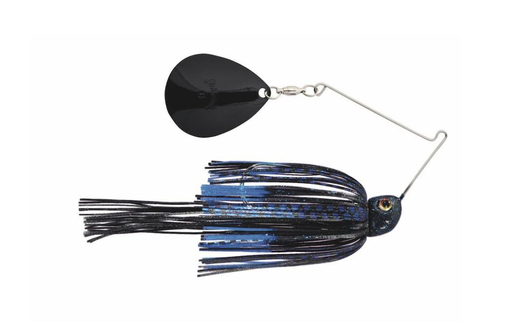 Night Fishing Black Lure