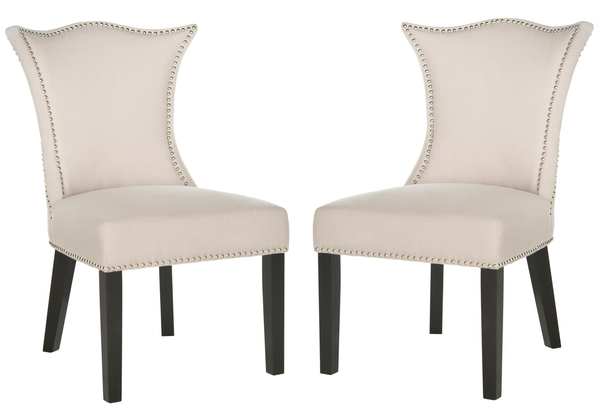 Ciara Taupe Dining Chairs