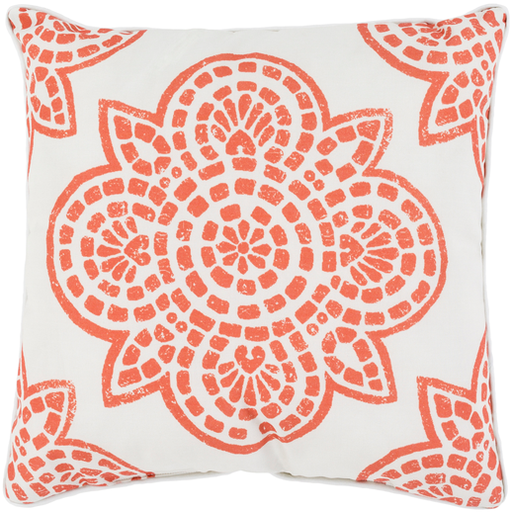 Hemma Burnt Orange Outdoor Pillow