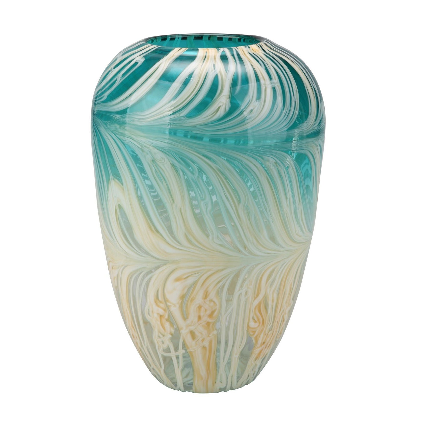 Array Jade Vase