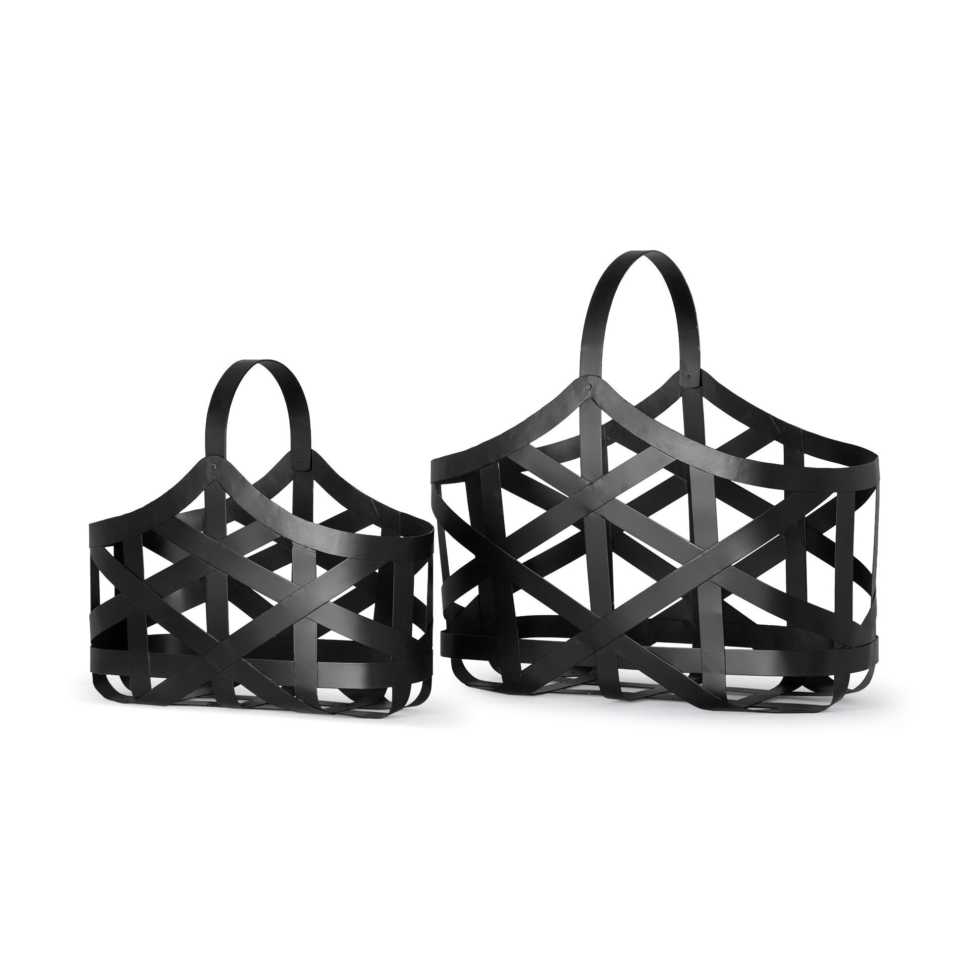 metal baskets