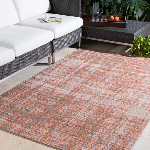 Santa Cruz Cross Thatch Outdoor Rug