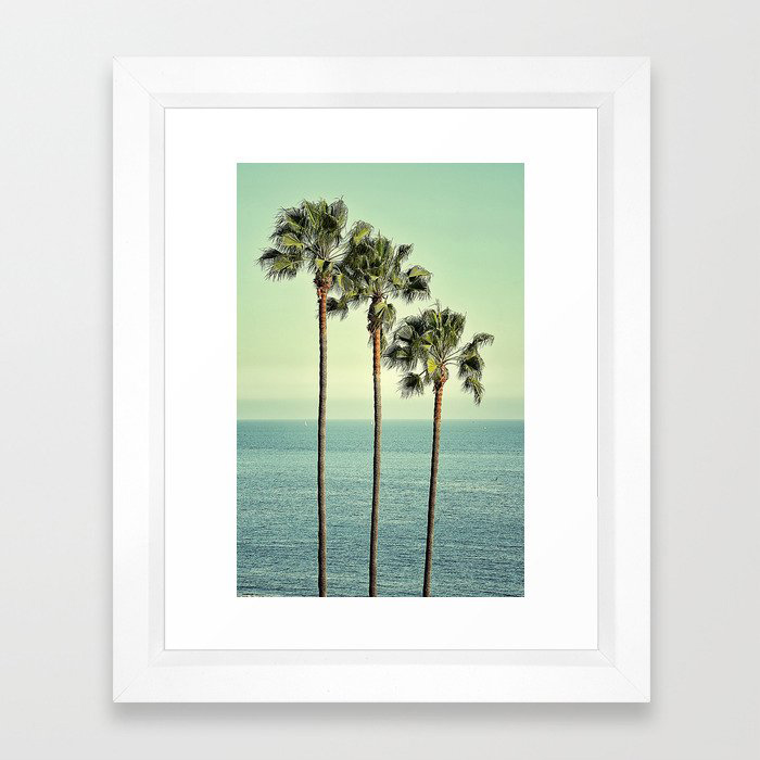 Three Day Weekend Framed Art Print by RichCaspian