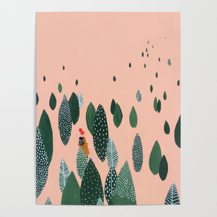 Adventure Poster by PIETenKEES