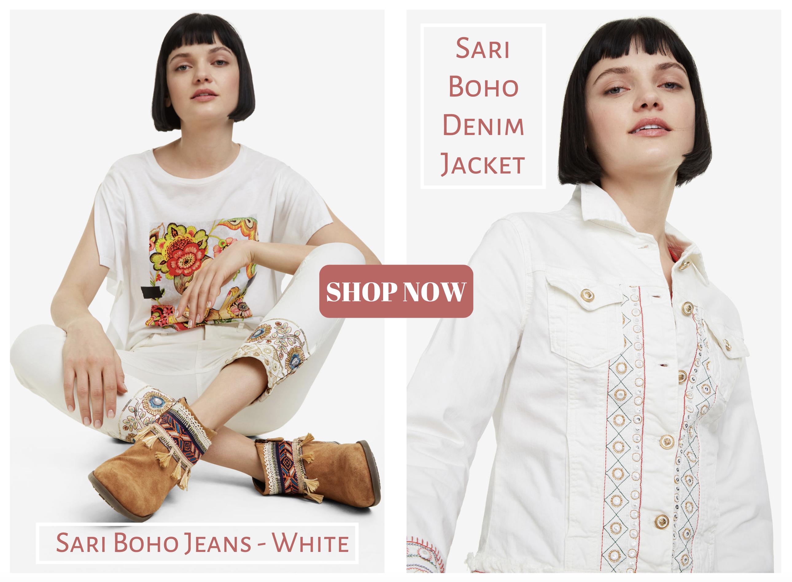 Desigual - Pizazz Boutique - Shop Desigual Online
