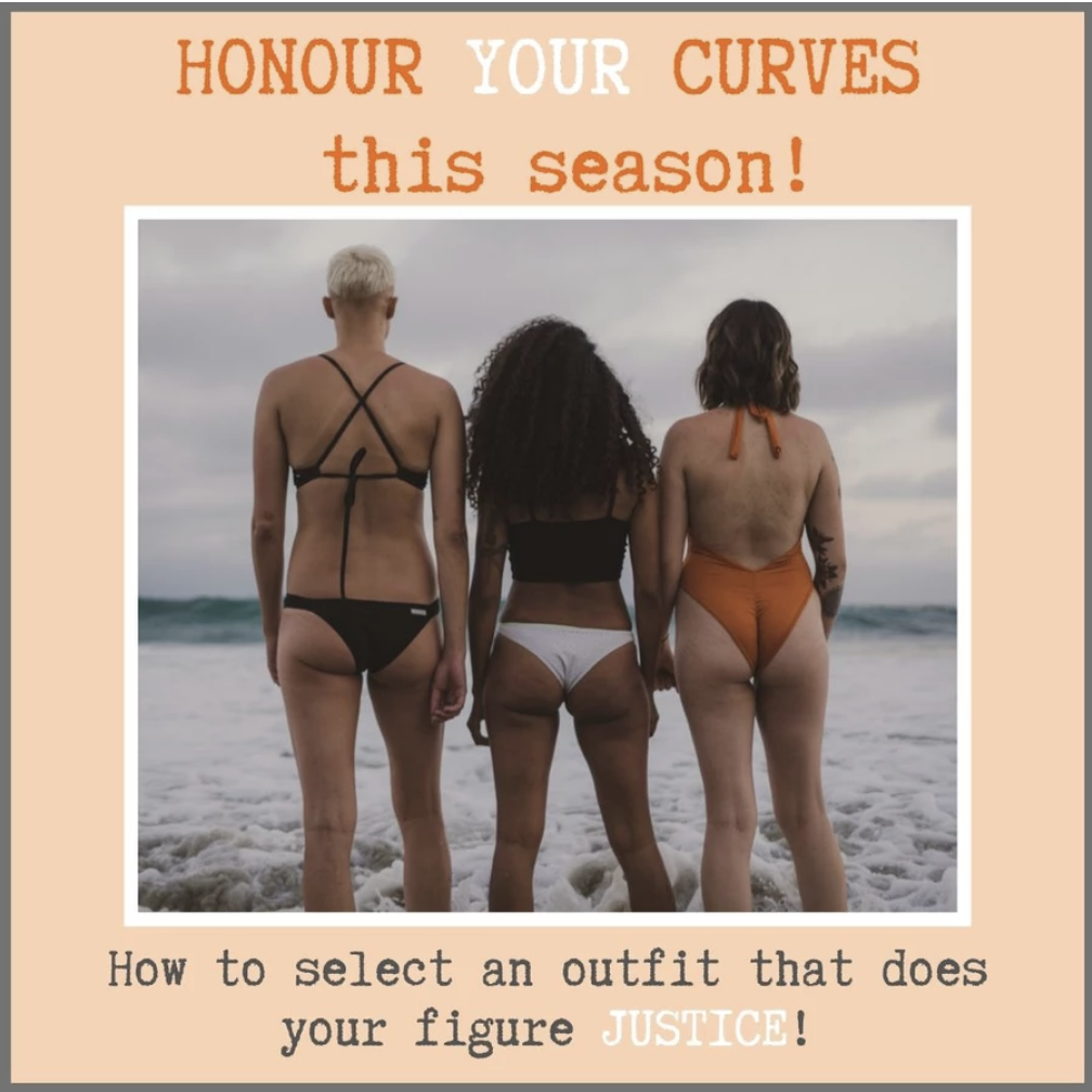 Pizazz Boutique Blog - Honour Your Curves