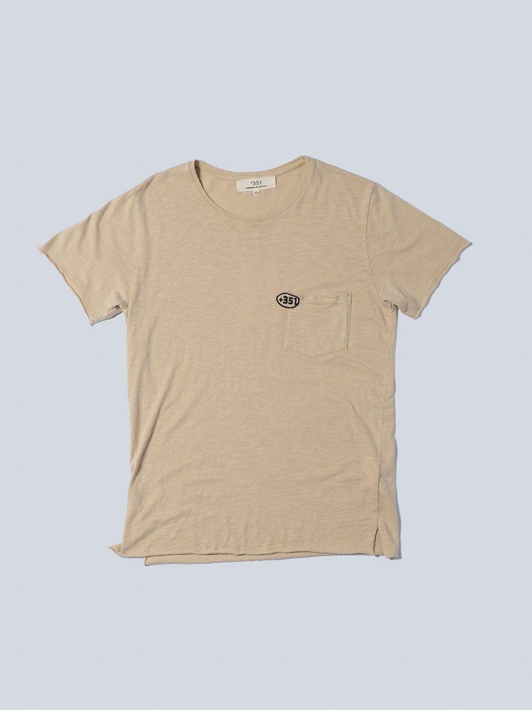 T-shirt Round Terra
