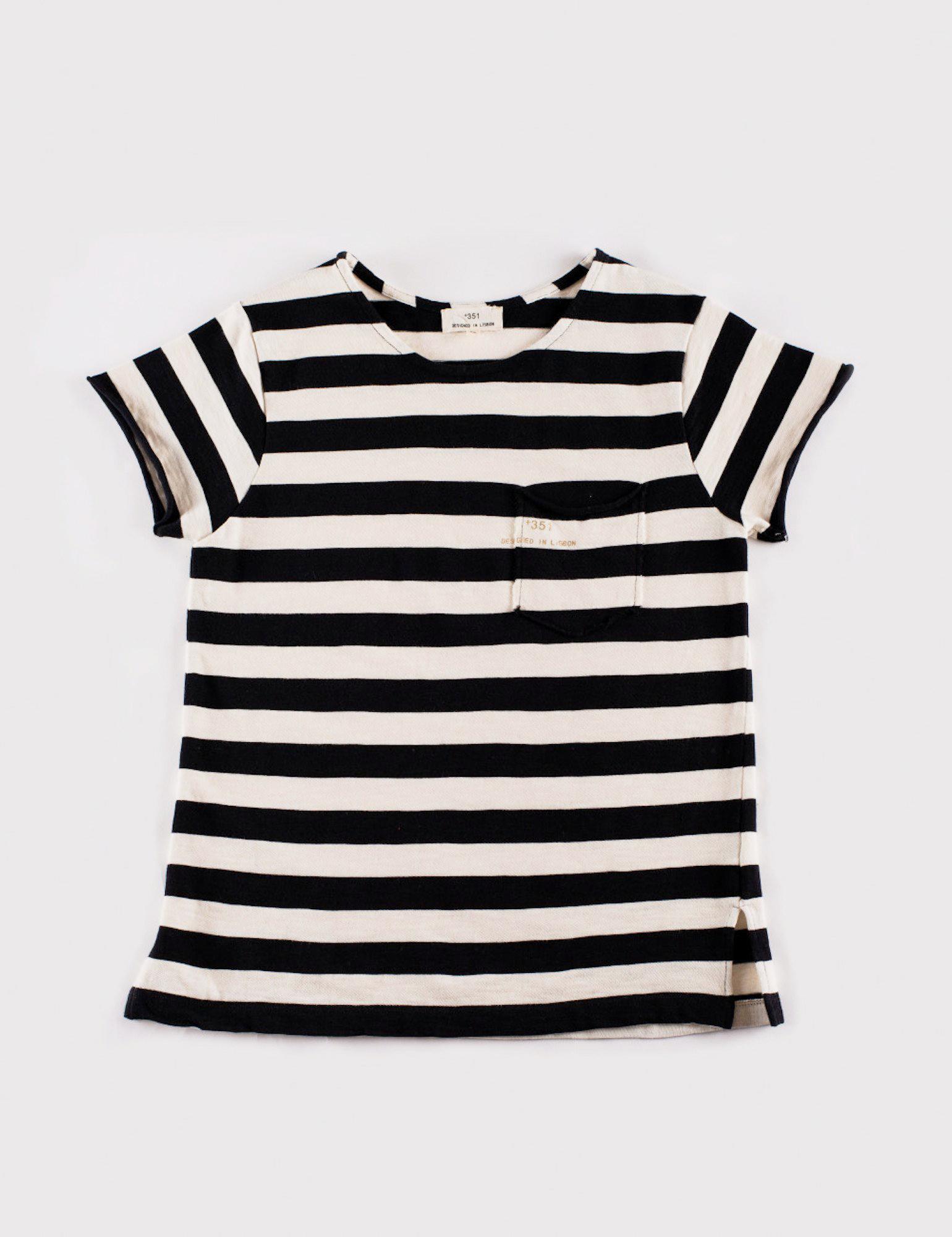 T-shirt Essential Woman Stripes