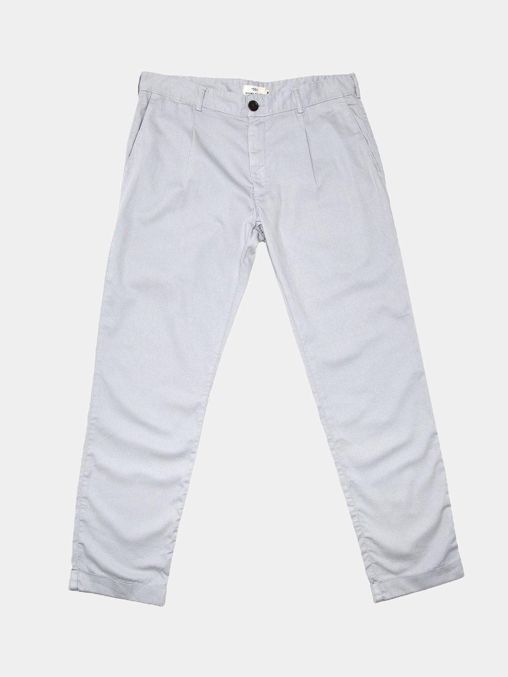 Pleated Ice Pants