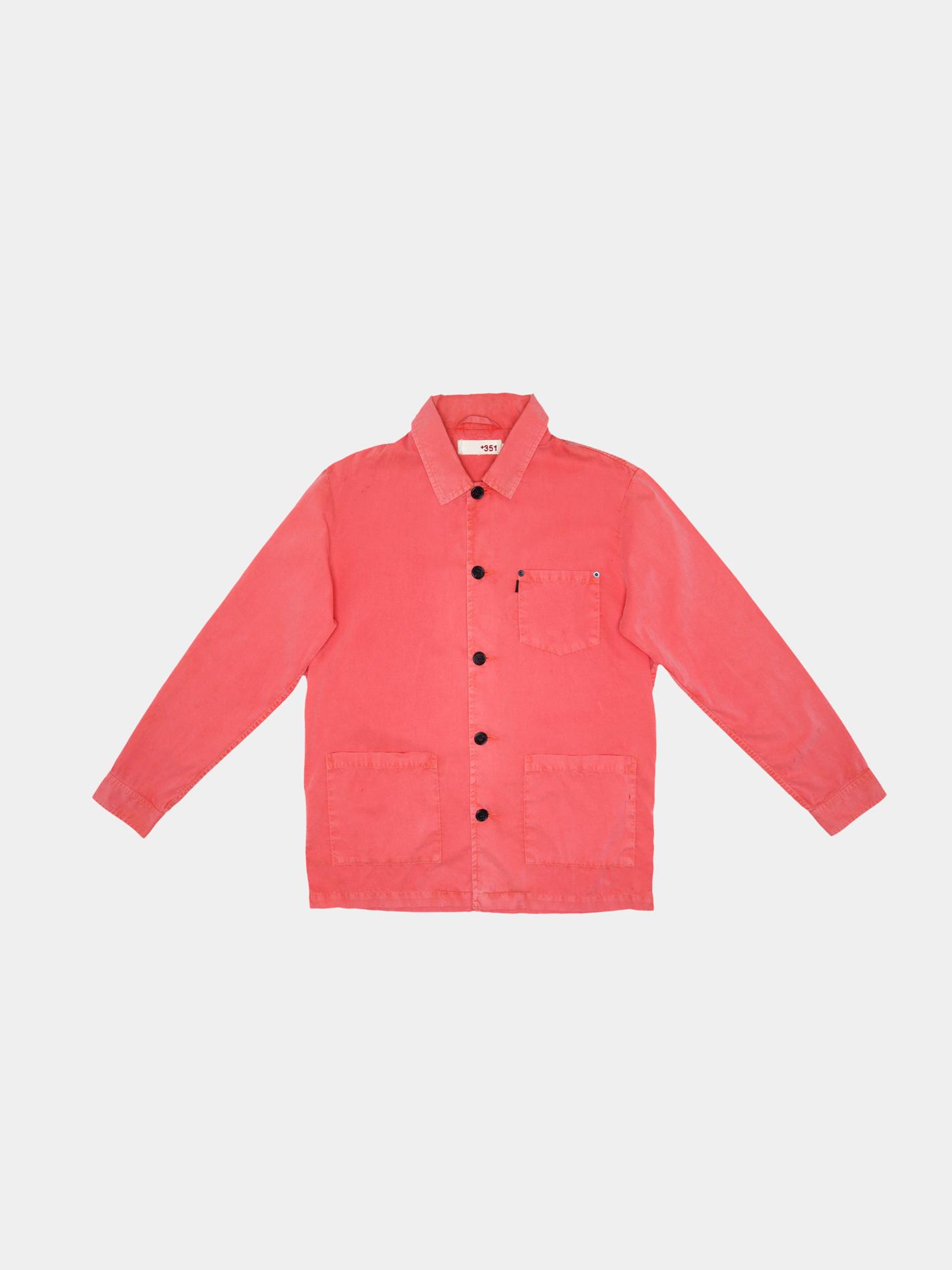 Coral Militar Jacket