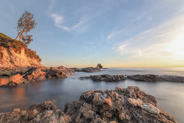 Long Exposure Photography Using an ND1000 Filter
