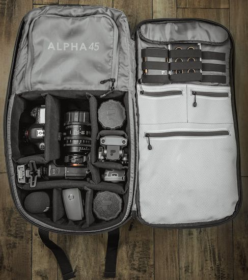 What camera gear should you invest in first - Camera bag