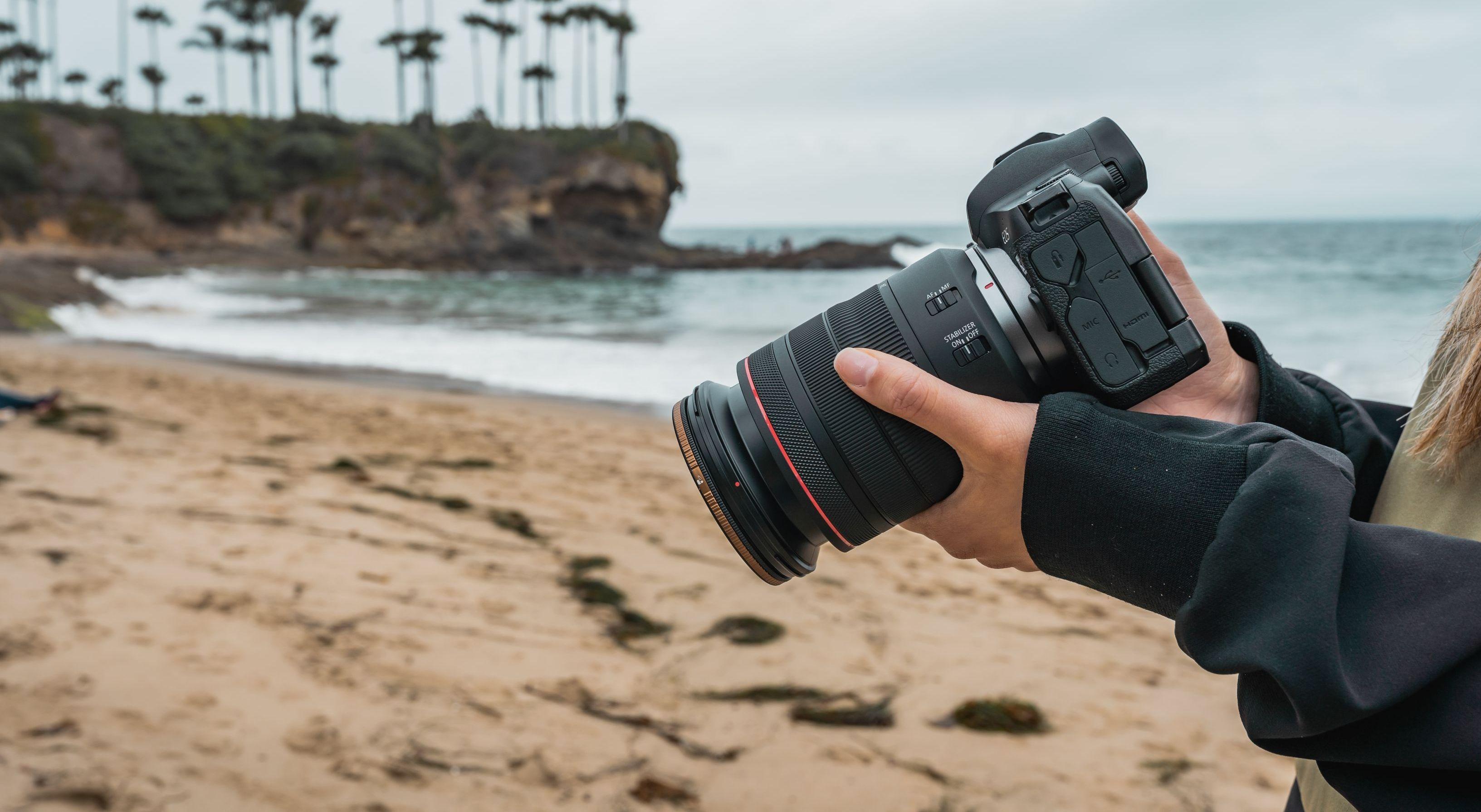 Canon EOS R Accessories