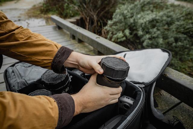 PolarPro Defender Lens Cover Over ND Filter