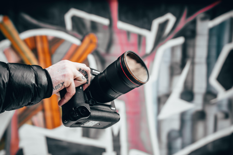 Vlogging Camera