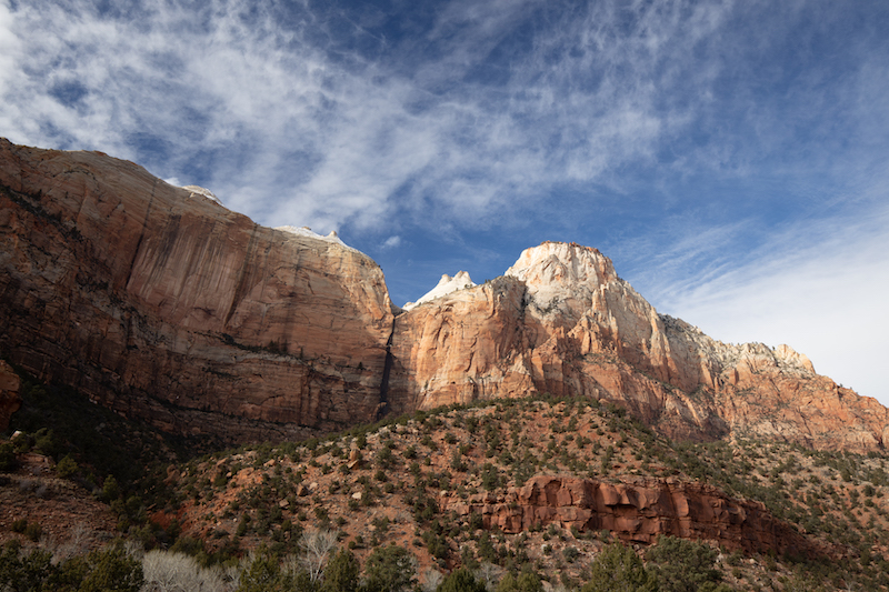 Understanding Neutral Density Filter Use In Landscape Photography - Zion National Park Edition