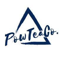PowTeaCo. Logo