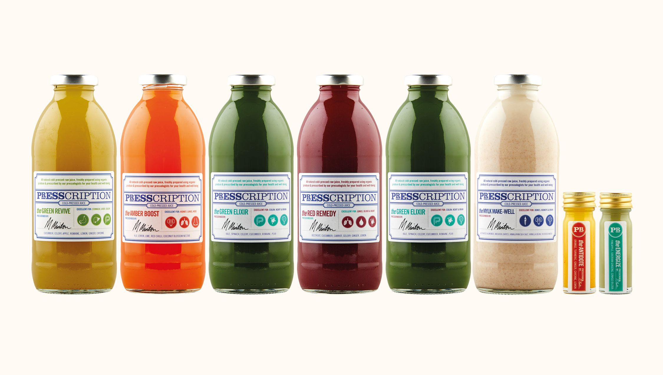 our-juice-range