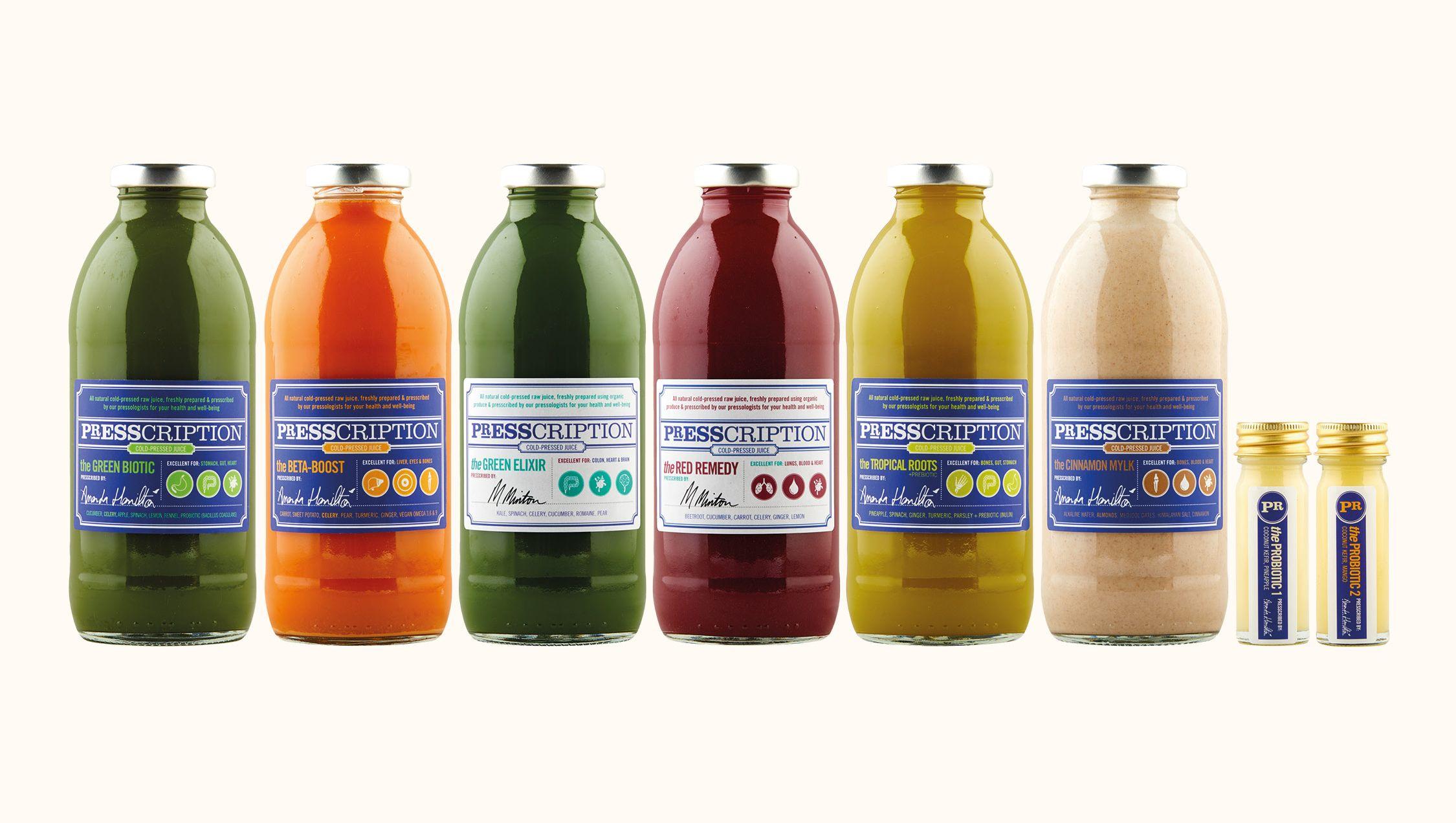 our-juice-range