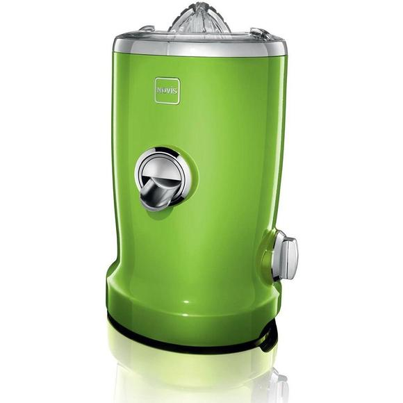 image of green novis juicer