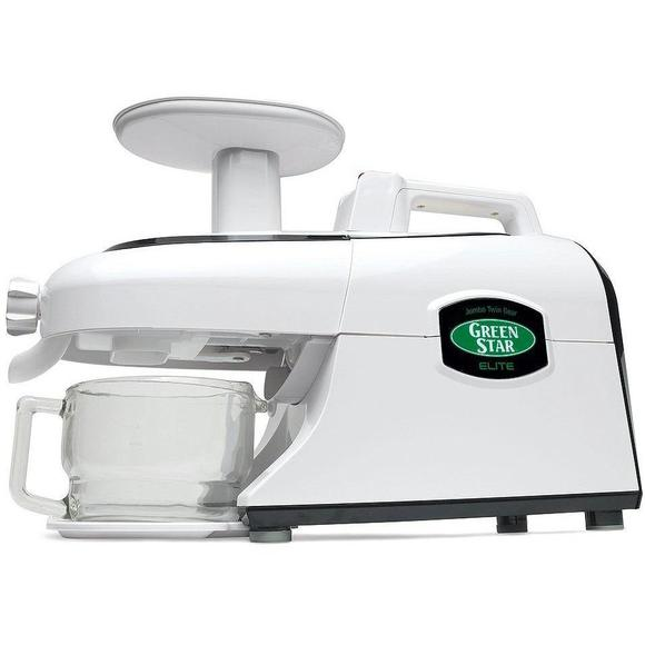 tribest greenstar juicer