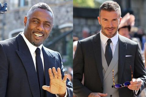 The Best Grooming Looks From The Royal Wedding