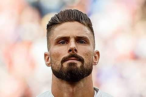 How To Get The Olivier Giroud Haircut - World Cup 2018