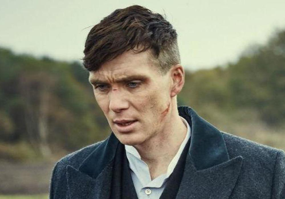 How To Get The Peaky Blinders Haircuts Tommy Shelby Haircut