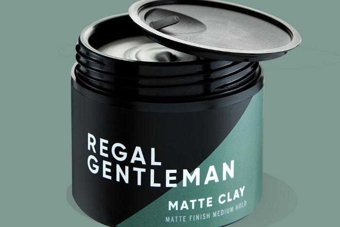 regal-gentleman-matte-clay