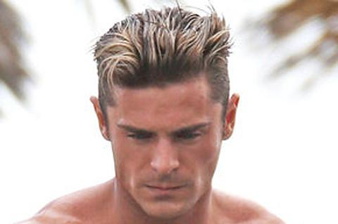 Zac Efron Baywatch Hair - What is the haircut? How to style?