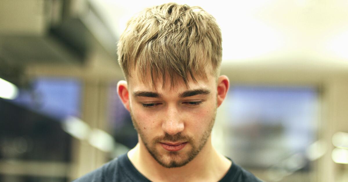Fringe Haircuts Men