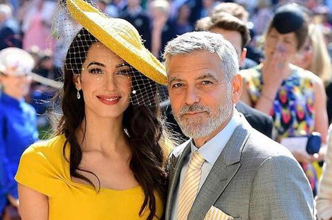 George Clooney Proves That Silver Hair Should Be Embraced