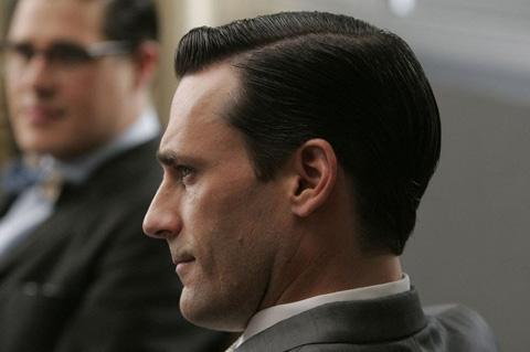 How To Get The Don Draper Mad Men Haircut