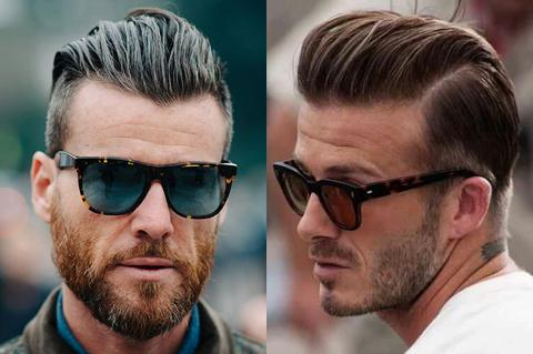 Slick Back Haircuts - 8 Ways To Cut And Style Your Hair
