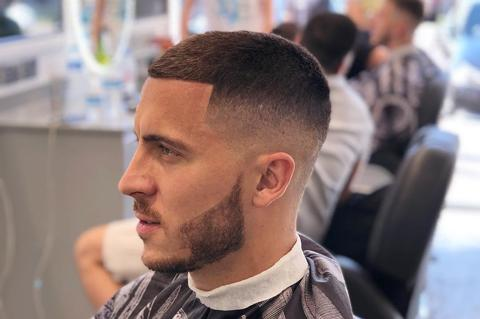 How To Get The Eden Hazard Haircut 2018