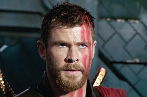 How To Get The New Chris Hemsworth Thor Ragnarok Haircut