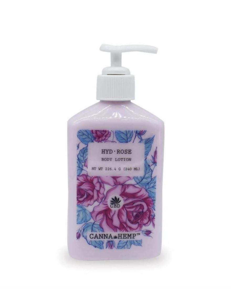 canna hemp hyd cbd lotion