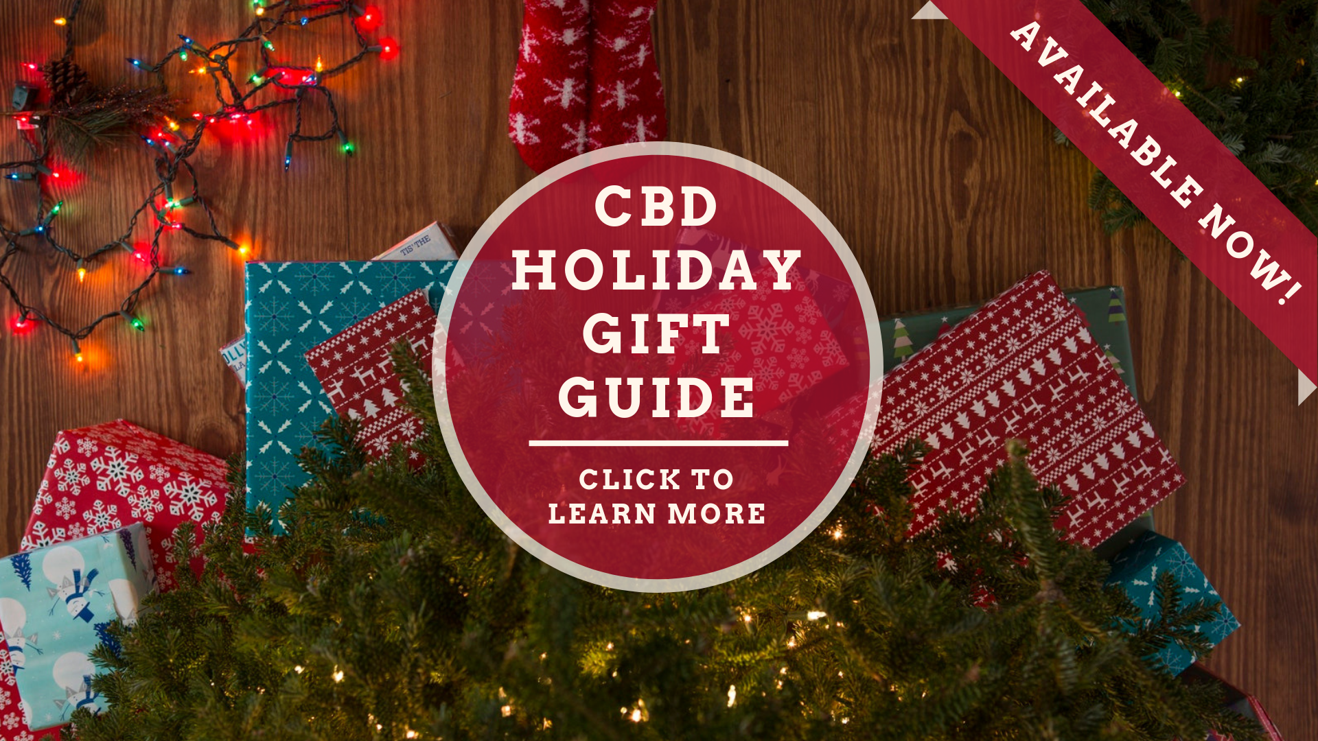 cbd holiday gift guide for best christmas presents