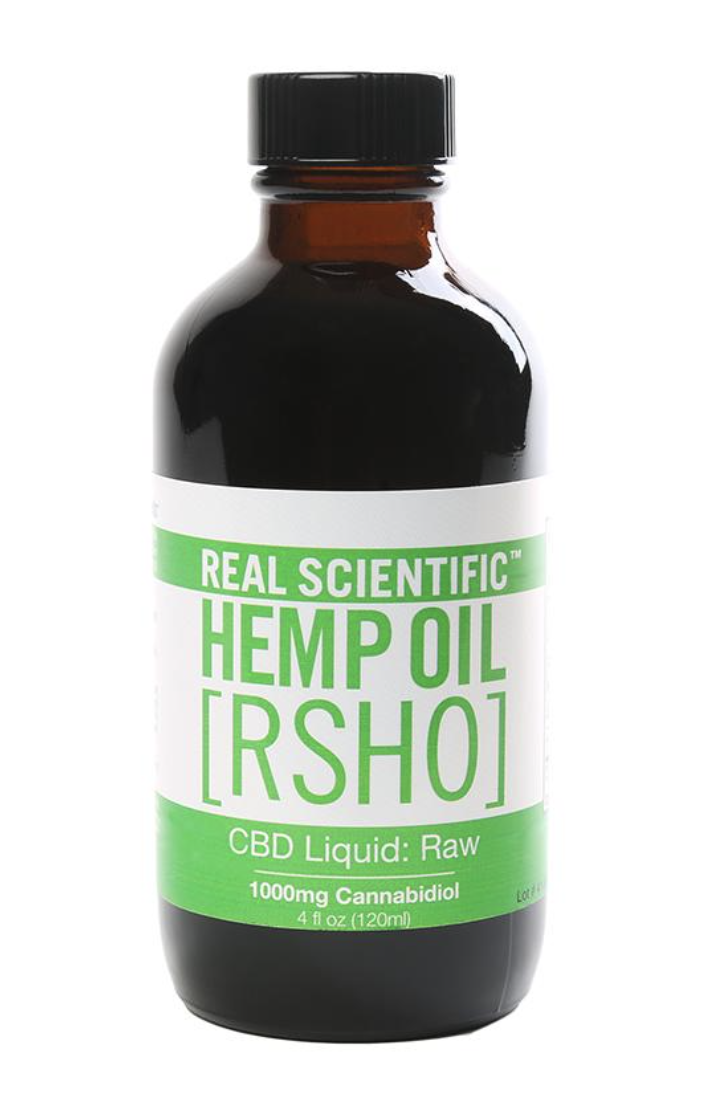 rsho green label cbd oil