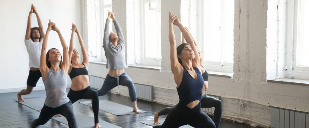 using CBD for yoga balancing