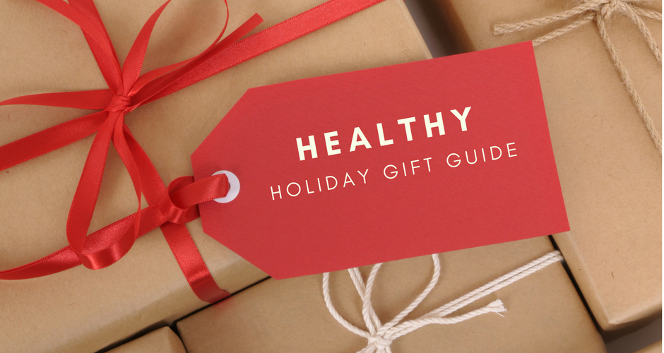 CBD healthy holiday gift guide