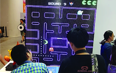 Retropixl blog Retrogaming in Asia Chinajoy 2017