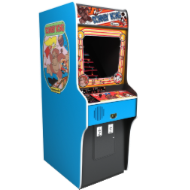 RetroPixl Retrogaming Limited Editions Collector Consoles arcade Cabinet Donkey Kong
