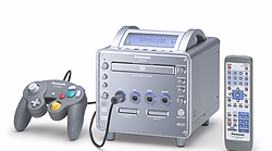 Retropixl Panasonic Gamecube Q