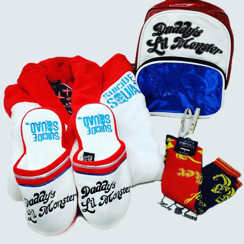 Harley Quinn Gifts at Retro Styler