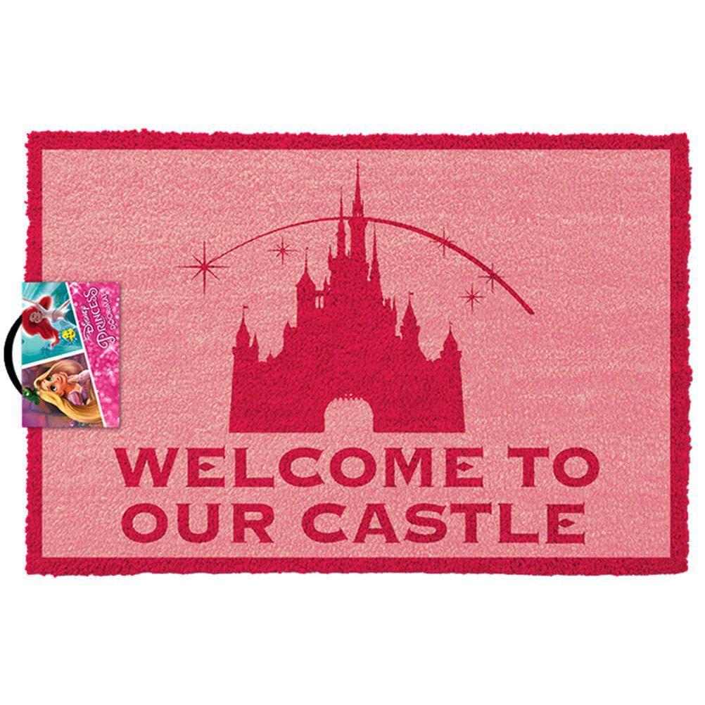 Officially licensed Disney Princess Welcome Doormat
