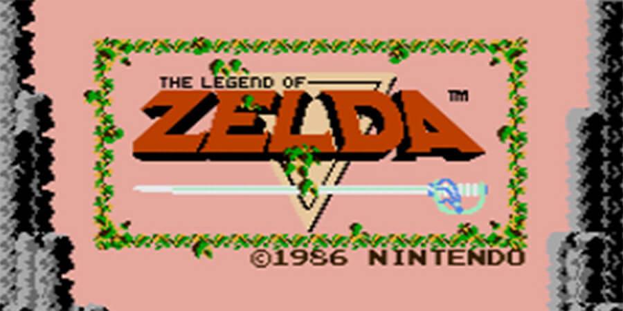The Legend of Zelda – 1986