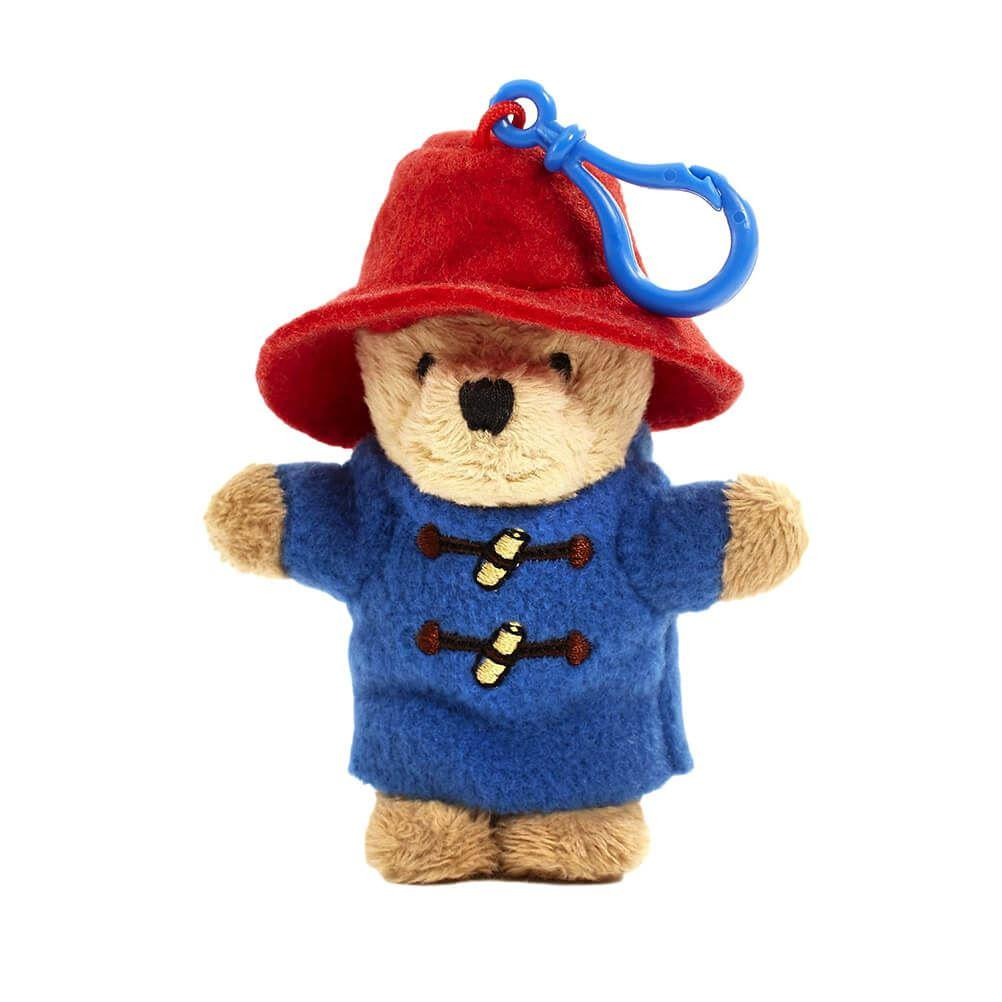 Shop our officially licensed Paddington Bear plush bag clip